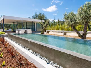 Nomad Living studioarte Moderne Pools
