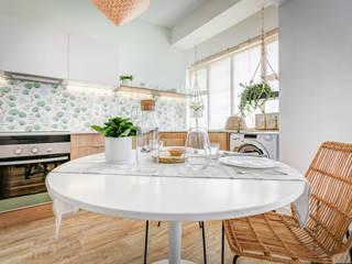 Cocinas de estilo escandinavo de homify Escandinavo