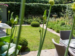 Kensington Garden :  Garden by Woodsford Landscapes