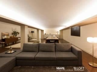 Salon classique par B.loft Classique
