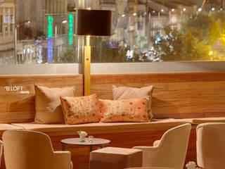 Balcon, Veranda & Terrasse modernes par B.loft Moderne