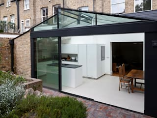 Richmond Kitchen Extension Trombe Ltd Cocinas modernas: Ideas, imágenes y decoración