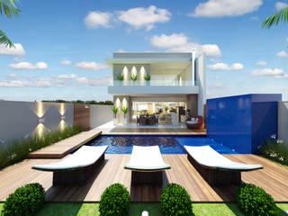 Rumah oleh Arquiteto Tales Miranda, Modern