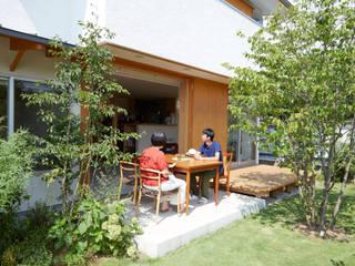Vườn by 一級建築士事務所co-designstudio