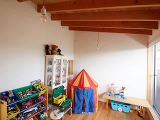 一級建築士事務所co-designstudio Scandinavian style nursery/kids room