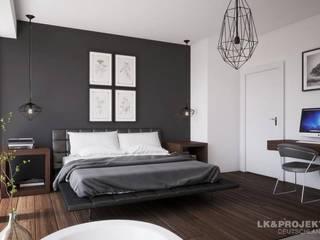 Bedroom by LK&Projekt GmbH, Modern