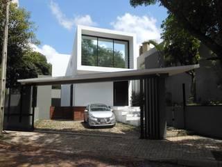 Rumah Modern Oleh Cláudia Legonde Modern