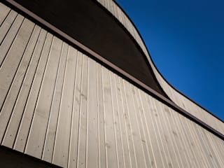 MFH Wohnen «Im Dorf»: moderne Häuser von Hunkeler Partner Architekten AG