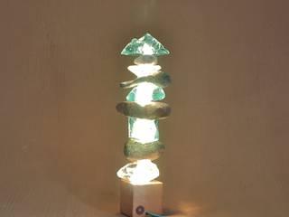 Lichtunikat - leuchtender Edelstein:   von sibsen