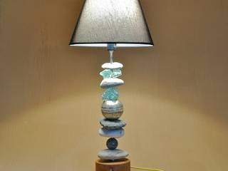 upcycling - Lichtunikat mit Hut:   von sibsen