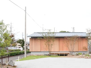 新田の家: 横山浩之建築設計事務所が手掛けた家です。