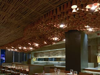 Mini Punjab Rustic style bars & clubs by Studio K-7 Designs Pvt. Ltd Rustic