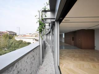 Maisons de style  par andrea borri architetti, Moderne