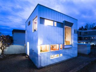 Maisons de style  par 一級建築士事務所 Atelier Casa, Minimaliste
