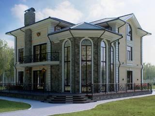 LEO Company Classic style houses