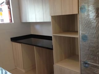 N.Muebles Diseños Limitada KitchenSinks & taps Chipboard