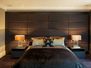 Hadley Wood Refurb Modern style bedroom by The Wood Works Modern