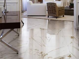 Ruang Keluarga Klasik Oleh ItalianGres Klasik