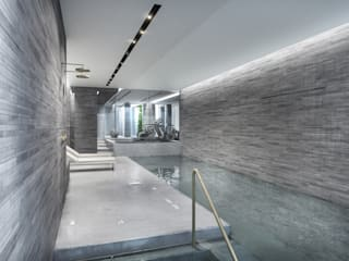 modern  door Aqua Platinum Projects, Modern