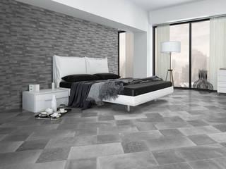 Industrial style bedroom by ItalianGres Industrial