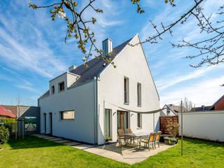 Architektur Jansen Maisons minimalistes Gris