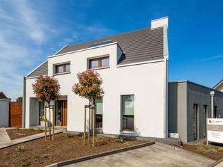 Maisons de style  par Architektur Jansen, Minimaliste