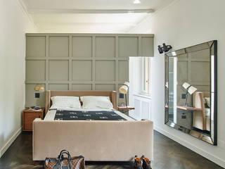 MONCALVO Dormitorios de estilo moderno de Studio Fabio Fantolino Moderno