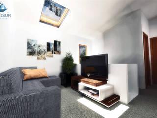 Bureau moderne par NidoSur Arquitectos - Valdivia Moderne