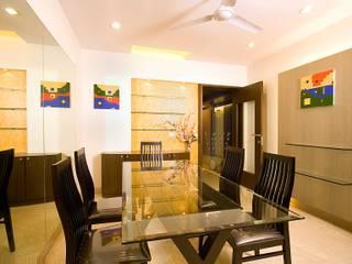 Residential Modern dining room by Sudhir Diwan and Associate Modern