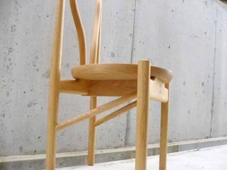 椅子「音」「小音」: 工房 まつしたが手掛けた折衷的なです。,オリジナル