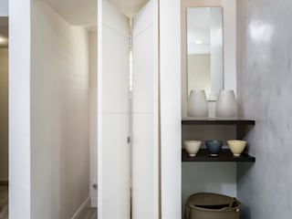 Modern Banyo Deborah Garth Interior Design International (Pty)Ltd Modern