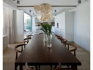 Dining room by Make Architects + Interior Studio, Modern