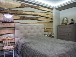 Dormitorios de estilo  por АртЭрия