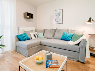 DreamHouse.info.pl Scandinavian style living room
