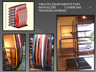 Projetos exclusivo por Adrieli Santos Arquiteura Moderno