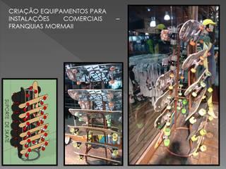 Projekty,   zaprojektowane przez Adrieli Santos Arquiteura, Nowoczesny