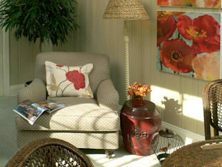 Poppy Sunroom: classic  by Kay rasoletti Interior Design, Classic