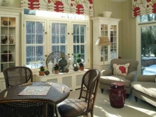 Poppy Sunroom by Kay rasoletti Interior Design