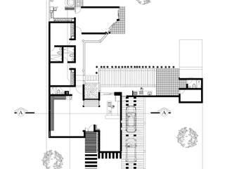 de style tropical par Arquitectura Positiva , Tropical