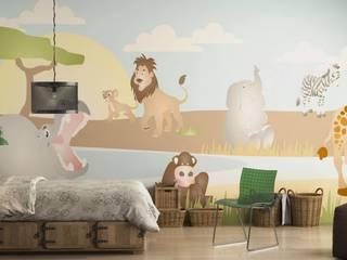 Bandadeisogni Nursery/kid's roomAccessories & decoration Komposit Kayu-Plastik Brown
