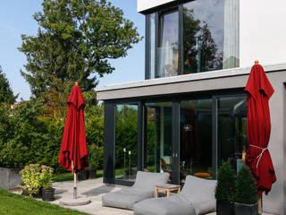 Casas estilo moderno: ideas, arquitectura e imágenes de Pamela Kilcoyne - Homify Moderno