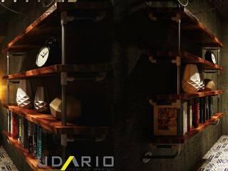 UDARIO İç Mimarlık – A. Künefe Wc:  tarz