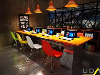UDARIO İç Mimarlık – B. Civata Ofis:  tarz