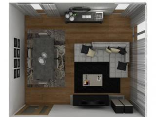 Modern Living Room by Sara Ribeiro - Arquitetura & Design de Interiores Modern