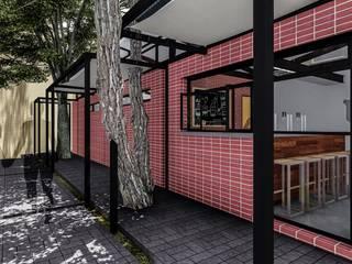 Restaurants de style  par Truspace,