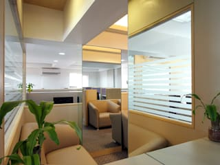 Commercial Spaces by Sudhir Diwan and Associate