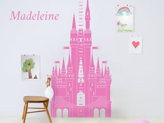 Wall Stickers for Kids Rooms: classic  by Inkmill Vinyl, Classic