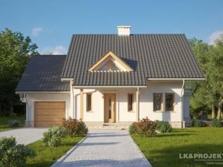 LK & Projekt Sp. z o.o. Classic style garden