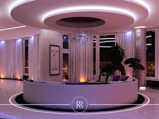 Гостиная в . Автор – ROSKO Family Design