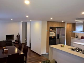 Dining room by estudio unouno